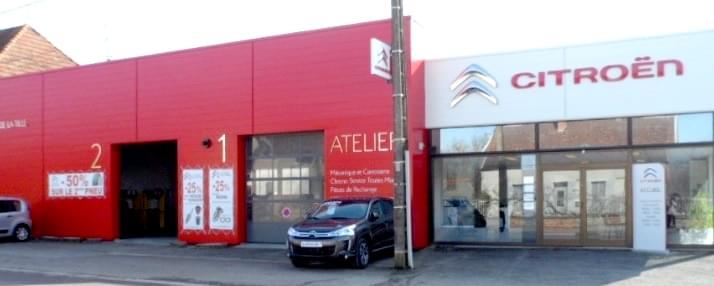 GARAGE DE LA TILLE - Vente de véhicules neufs et occasions récentes à Arc sur Tille (21)